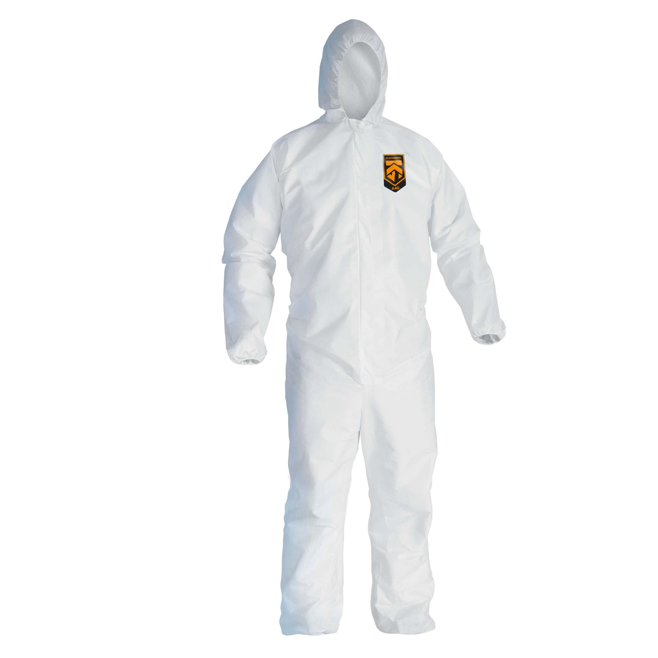 Liquid & Particle Protection Coverall