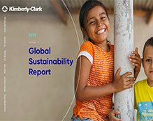 2019 Sustainability Report Promo Banner