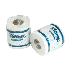 KLEENEX® Small Roll Tissues