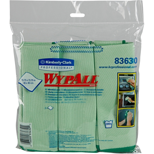 WYPALL* Microfibre Cloths