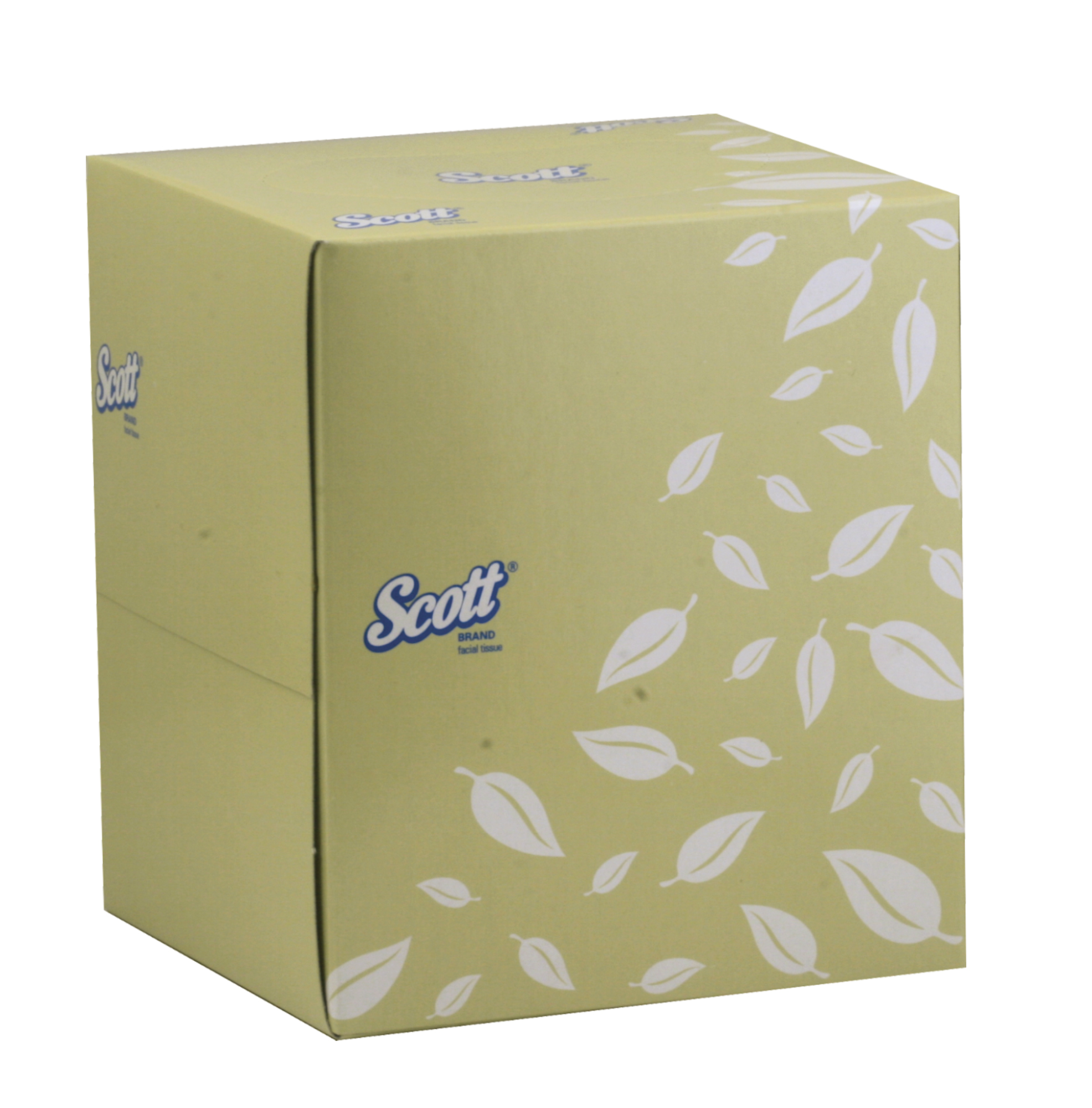 SCOTT® Facial Tissues
