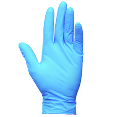 KLEENGUARD* G10 Flex Blue Nitrile - Medium